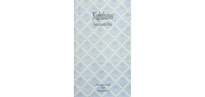 creacion literaria Nighthawks