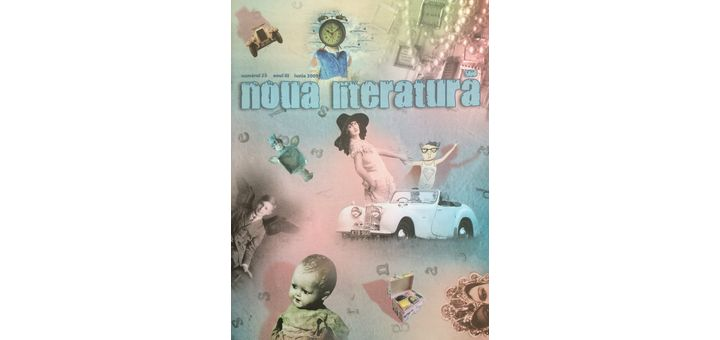 creacion literaria publicaciones Privire obosita (rumano)