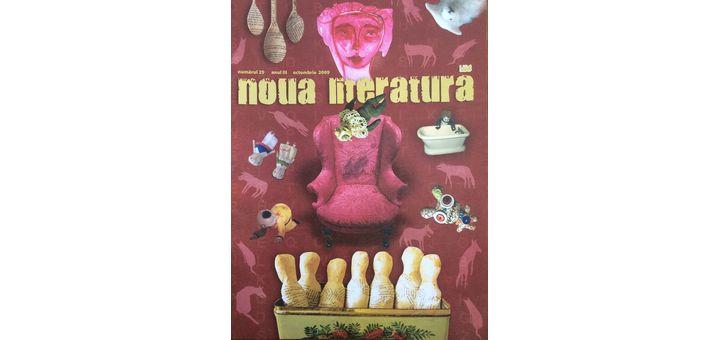 creacion literaria publicaciones Delatiuni (rumano)