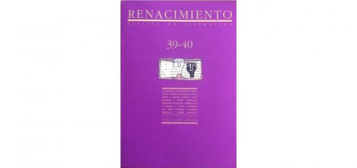 creacion literaria publicaciones poemas Renacimiento