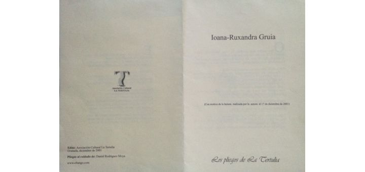 creacion literaria publicaciones Poemas publicados en Los pliegos de la Tortulia