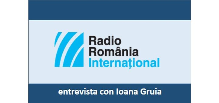 Ioana Gruia, una escritora en espanol de origen rumano IOANA GRUIA