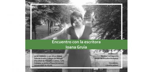 eventos Encuentro en Alcalá de Henares, Facultad de Filosofía y Letras. Viernes, 10 de febrero, 18h.