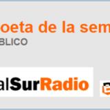 """Entrevista en """"El poeta de la semana"""", Canal Sur Radio"""
