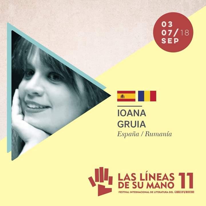 Ioana Gruia participa en Colombia en los Festivales de Pereira y de Bogotá