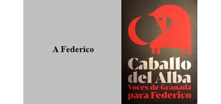 A Federico (Caballo del Alba)
