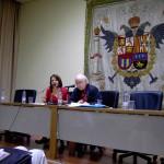 con Norman Manea Granada 2010