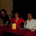 con A R Taravillo y P Gozálbes 2012