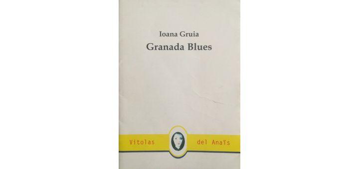 creacion literaria publicaciones Granada Blues, selección de poemas