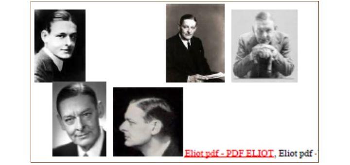 Traces de T. S. Eliot dans le chapitre 61 de Marelle