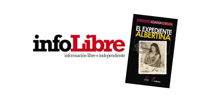 resenas El expediente Albertina reseña de Carmen Canet, en InfoLibre (Los diablos azules)