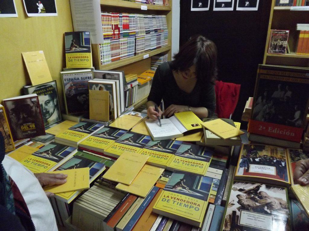 Feria del libro Sevilla, 2013